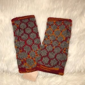 Texting Gloves 100% Wool
